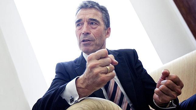 Rasmussen: «La base de Rota será un elemento crucial en el sistema antimisiles»