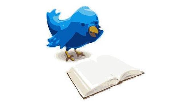 Los escritores se rinden al piar de Twitter