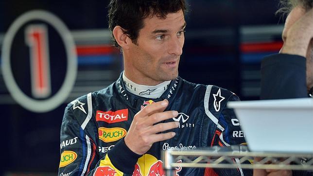 Webber niega haber fichado por Ferrari