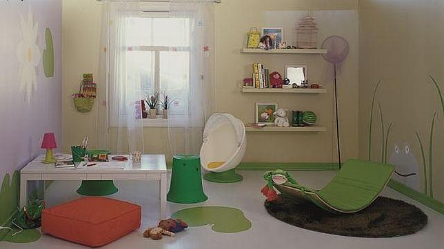 Psicologia granollers c mo influyen los colores de la - Color habitacion nino ...