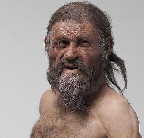 Ötzi, el «hombre de hielo», murió de un flechazo