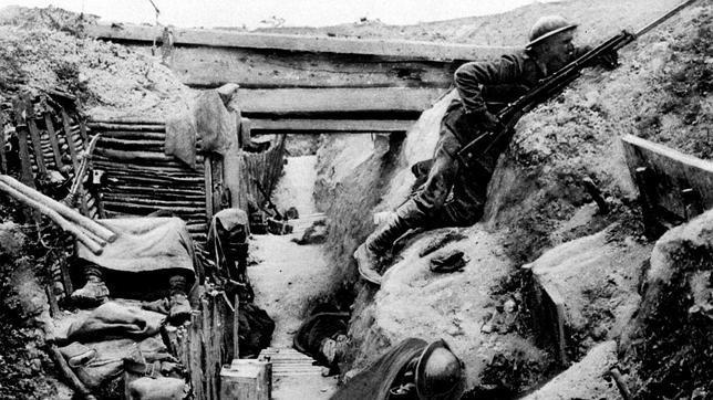 Así «fabricó» Hitler su mito durante la Primera Guerra Mundial