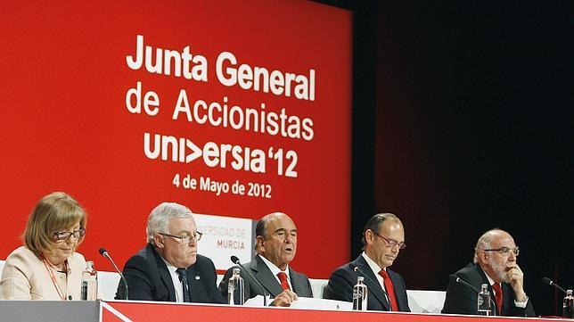 Botín confía en una «mejora clara de la economía» a partir de 2013