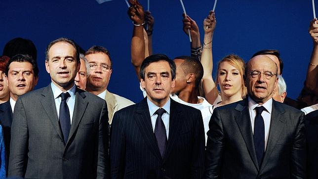 El partido de Sarkozy se prepara para el «día después» de las elecciones