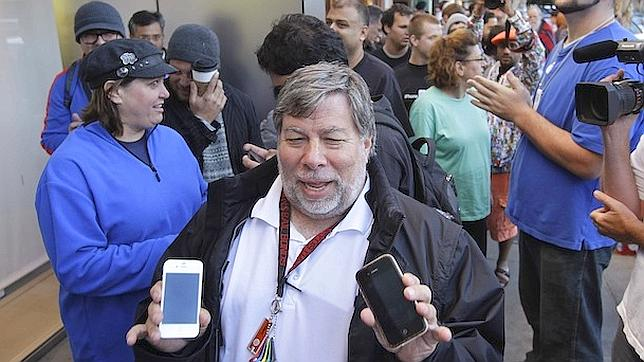 Wozniak, un 'applemaniaco' no tan convencido