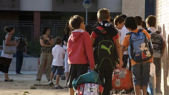 «Mi hijo no va al colegio, pero está mucho más preparado que el resto»