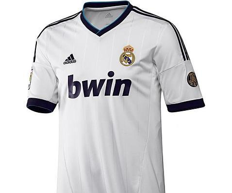 Camiseta Real Madrid 2012/2013 t-shirt