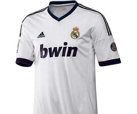 Se filtra la que podría ser la camiseta del Real Madrid el próxima temporada.  sportyou. Modelo de la nueva ... af242b79b6c7a