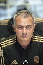 Mourinho: «Lo importante no es entrenar al Madrid, sino ganar con el Madrid»