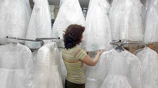 Tienda de vestidos de comunion once