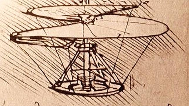 Leonardo da Vinci, el científico