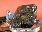 El telescopio James Webb comienza a ver la luz