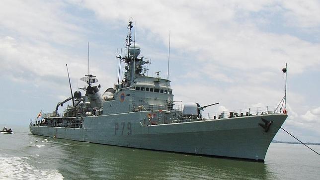 La Armada y administraciones civiles, de maniobras ante situaciones de emergencia