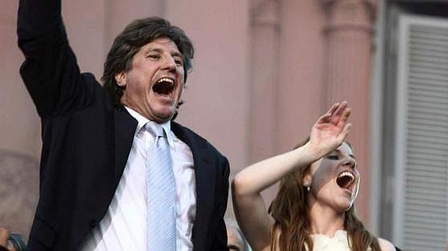 Al vicepresidente de Argentina se le complica la existencia