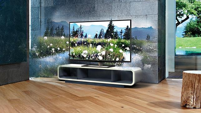 llega a espa a el primer televisor 3d sin gafas del mundo. Black Bedroom Furniture Sets. Home Design Ideas