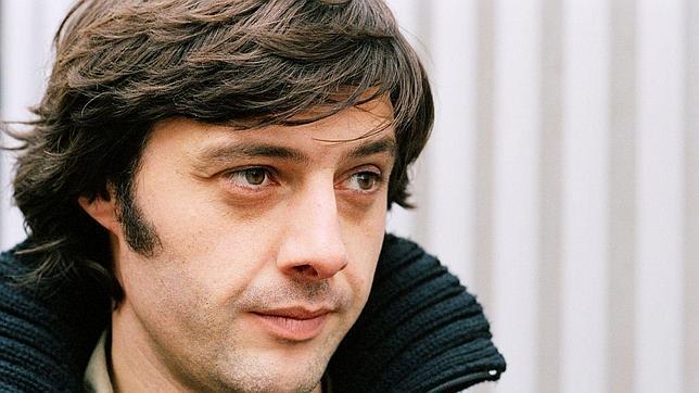 Galería de escritores famosos más guapos del mundo - Andrés Barba