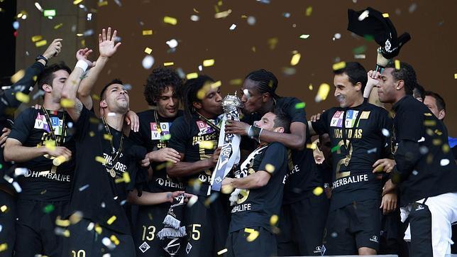 Académica se alza con la Copa de Portugal tras 73 años