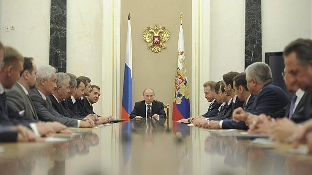 Noticias de Vladmir Putin 2017: ltima hora del