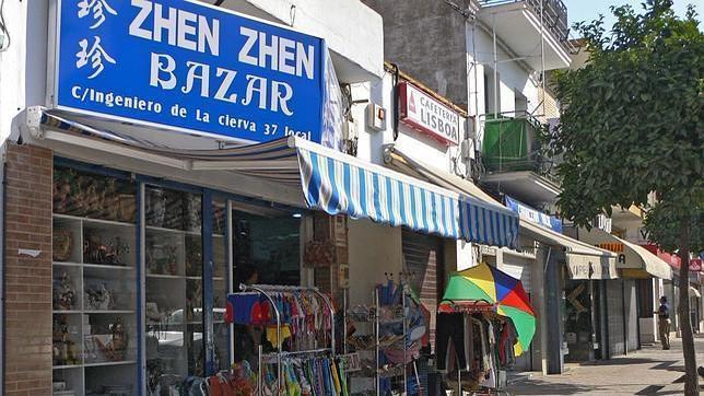 Bares y tiendas de chinos copan los nuevos negocios de Madrid - ABC.es 173e7c77cffde