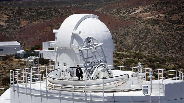 Europa abre una puerta al Sol en la falda del Teide