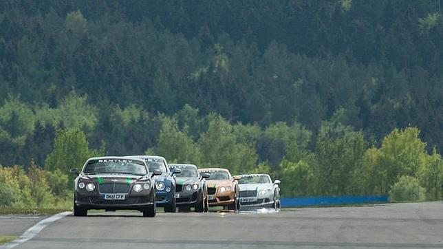 Bentley en Las 24 Horas de N�rburgring