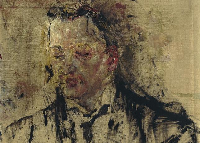 «Carl Leo Schmidt», Oskar Kokoschka. MUSEO THYSEEN-BORNEMISZA