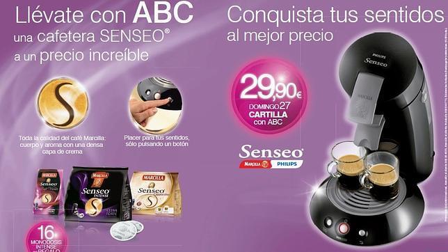 Cafetera Monodosis Philips Senseo HD781192