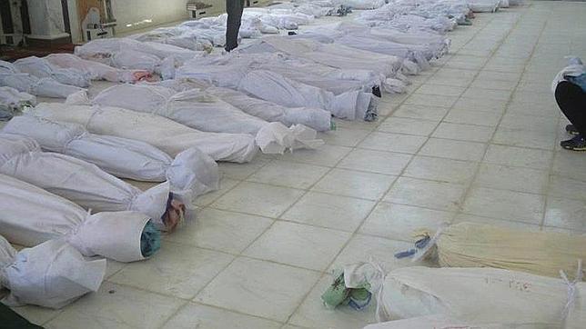 Condena internacional a la matanza de casi un centenar de personas en Homs