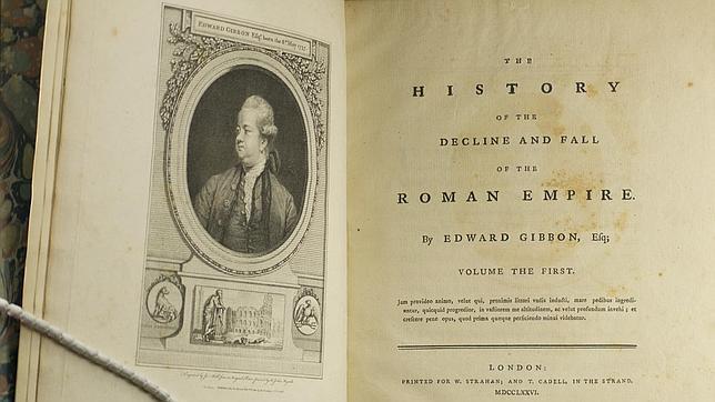 Nueva edición del clásico de Gibbon «Decadencia y caída del Imperio Romano»