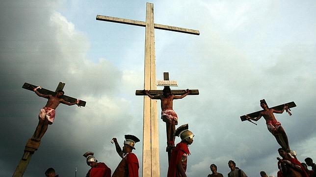 El terremoto del día de la crucifixión de Jesús
