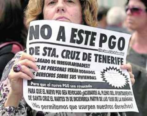 El 29% de los planes de ordenación de Canarias tienen más de 10 años