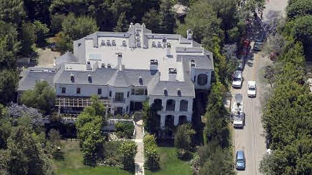 La casa de michael jackson ya tiene posible comprador for En que ano murio michael jackson