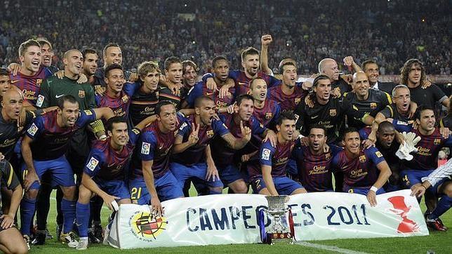 La Supercopa se jugará en China en 2013