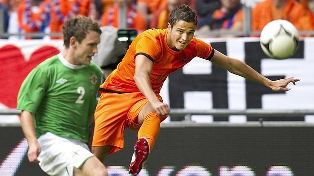 Afellay renace con Holanda