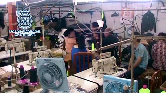 Desmantelan tres talleres clandestinos en donde explotaban a ciudadanos chinos
