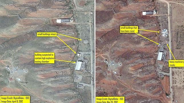 Las armas de Estados Unidos para evitar la guerra con Irán