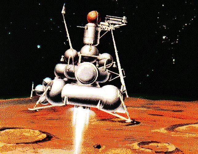 Los rusos ya descubrieron agua en la Luna en 1976