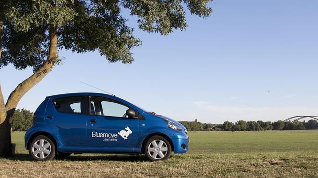 Llega el coche eléctrico compartido a Madrid