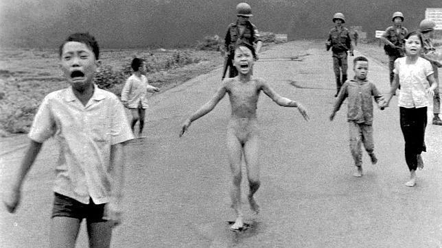 La foto de la «niña del napalm» cumple 40 años