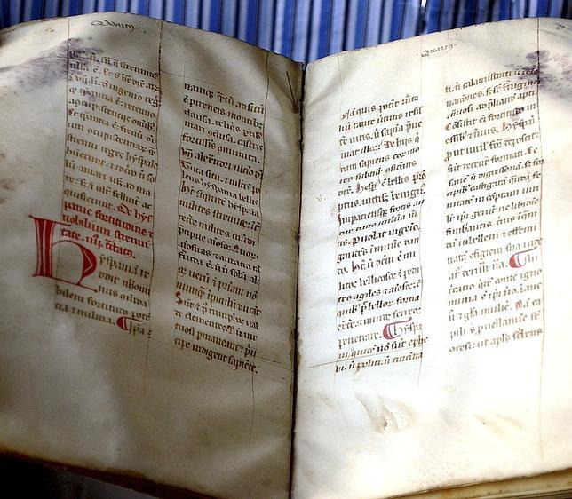 Descubren un códice del siglo XIII en el Archivo Municipal de Jerez