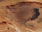Marte también sufrió fuertes cambios climáticos