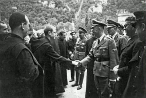 Así buscó Hitler el Santo Grial en España