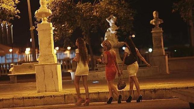 que es la prostitución perfil de las prostitutas en españa