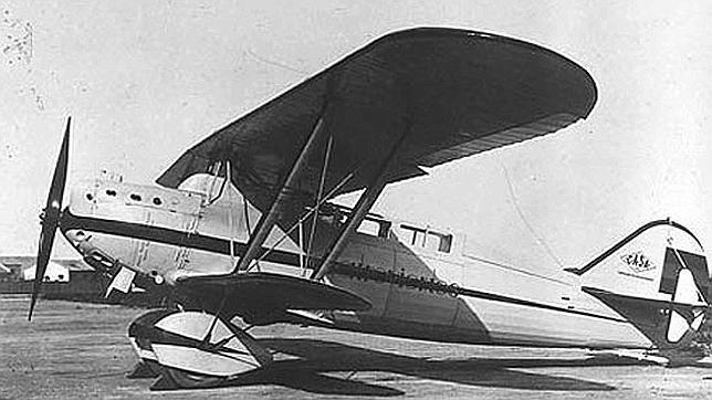 El legendario vuelo del 'Cuatro Vientos'