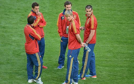 En directo: España-Italia