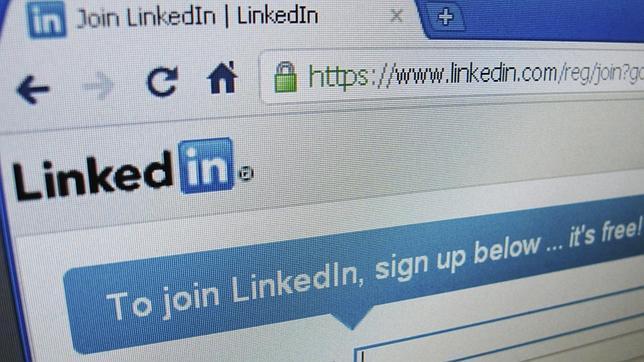 Tener un currículum en Linkedin es 10 veces más efectivo que un e-mail