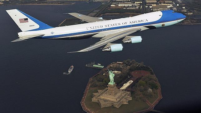 air force one espaa