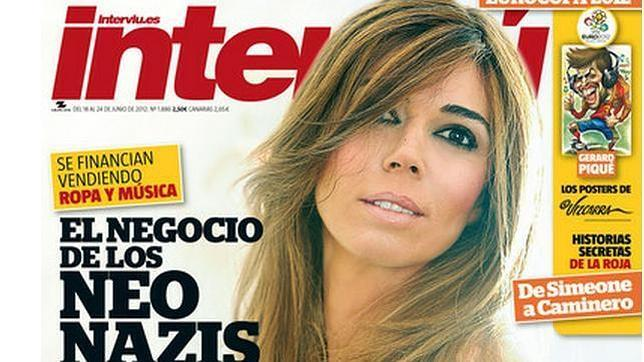 La Ex De Pepe Navarro Eva Zaldívar Se Desnuda Para Interviú