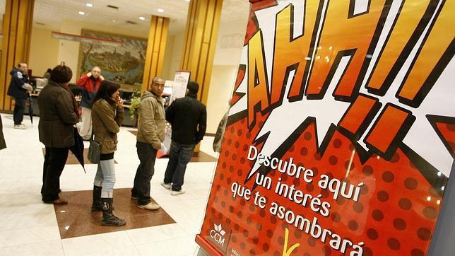 Nueve de cada diez españoles dudan de la credibilidad de la banca española