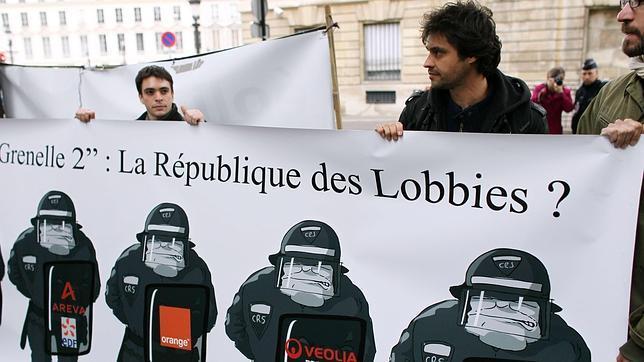 ¿Qué son los «lobbies» y qué poder tienen en España?